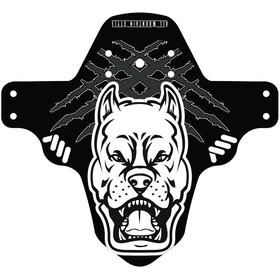All Mountain Style Guardabarros, negro/blanco